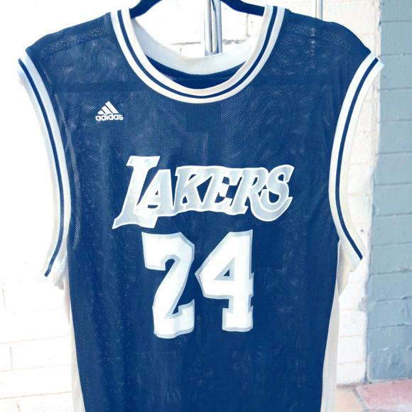 eb23989b adidas Shirts | Los Angeles Lakers Nba Basketball Jersey | Poshmark